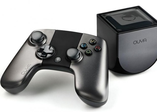Le Cloud Gaming en démonstration sur la console Ouya